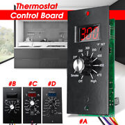 Us Lcd Digital Thermostat Control Board Bbq For Pit / Traeger Wood Pellet Grills