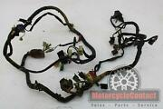 96-97 Cbr900rr Main Engine Wiring Harness Video Electrical Wire Motor