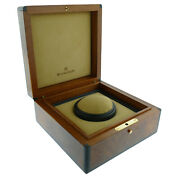 Blancpain Lacquered + Beige Interiors Watch Presentation Box