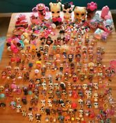 Lol Surprise Collection Lot Of 150+ Dolls, Pets, Little Sisters, Queen B, Rare