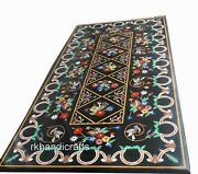 Marble Center Table Top Heritage Art Conference Table Inlay Work For Home