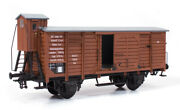 Occre Freight Rail Wagon 132 Scale G-45 Gauge Metal And Wood Model Kit