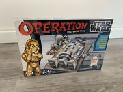 Star Wars Operation Game Brand New And Sealed