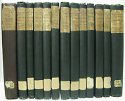 13 Volume First Edition Michael Rodkinson Translated Talmud To English Wise