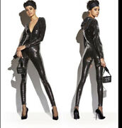 Tom Ford Liquid Sequin Hooded Jumpsuit - With Tags- Rrp 8990 Aud