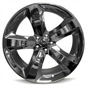 Set Of 4 20 Inch Aluminum Wheel Rims For 11-14 Dodge Charger 5 Lug 115mm 20x8