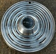 15 Inch Pmd 1969-1970 Vintage Pontiac Hubcaps Catalina Bonneville Wheelcover