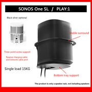 Suitable For Sonos One Sl/play 1 Bluetooth Speaker Rugged Metal Wall Bracket