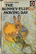 Ladybird Books Series 401 The Bunney Fluffs Moving Day