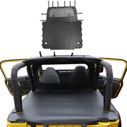 Outdoor Rear Trunk Soft Top Bikini Isolation Cover For Jeep Wrangler Tj 1997-06