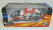 2000 Hot Wheels Race Day Deluxe Adam Petty 124 Scale Diecast Sprint 45
