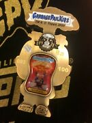Adam Bomb Topps Garbage Pail Kids Challenge Coin Gpk 3 Of 100. Rare Sold Out