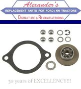 Basic Governor Repair Kit - Bok12502 For Ford New Holland Tractor 2n 8n 9n