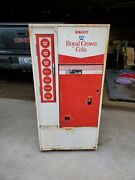 Royal Crown Cola Soda Vending Machine