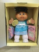 Cabbage Patch Kids Babies Caleigh Katarina With Birth Cert. And Accessories New
