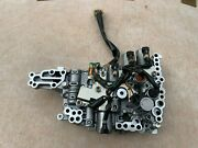 15-17 Nissan Quest S 3.5l Fwd A/t Transmission Valve Body Assembly Used Oem