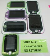 Lot Of 7 Leapfrog Leappad 2/ultra/ultraxdi/ultimate For Parts Or Repair