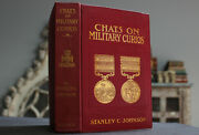 Rare Antique Old Book Military Medals Stamps Weapons 1915 1st Edition Scarce