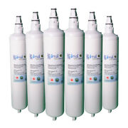 Fits Lg Lt600p Replacement Refrigerator Water Filter Rpf-5231ja2006a6 Pack