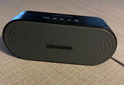 Hmdx Bluetooth Speaker Rechargeable Wireless Compact Portable Modern W/ Usb Cord