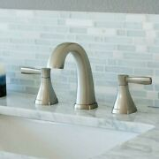 Miseno Ml641-bn Widespread Bathroom Sink Faucet With Pop-up Drain Assembly