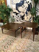 Mid Century Modern Surfboard Coffee Table And End Table Set
