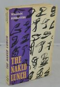 William Burroughs - The Naked Lunch - First Edition First Printing - 1959