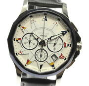 Corum Admiraland039s Cup Legend 42 01.0096 Date White Dial Auto Menand039s Watch_576508