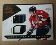 Alexander Ovechkin Stick Patch Panini Luxury Suite Serial 21/50. 2010-11