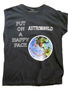 Astroworld Put On A Happy Face T Shirt