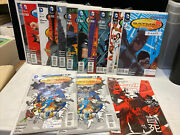 Batman Incorporated Lot 1-13 With Extras And Variant