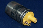 1971 1972 1973 Ford Mustang Torino Cougar Yellow Top Ignition Coil Oem D2af-aa