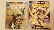The Savage Sword Of Conan The Barbarian Large Lot 79 Issues