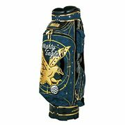 New Winwin Style Caddy Bag Cb-346 Premium Mighty Eagle Cart Bag Gold Ver. 9.0-in