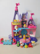 Fisher Price Little People Disney Princess Songs Palace And 18 People Figures