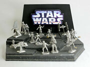 Choose Your Own Lot Vintage Star Wars Rawcliffe Encore Fine Pewter Pew Pew