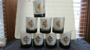 Skelly Oil Gas 1969 50th Anniversary Rocks Low Ball Glasses Old Fashion New Old