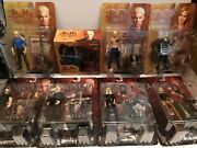 Spike And Darla Set Of 8 Angel Buffy The Vampire Slayer Diamond Select Exclusives