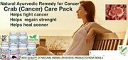 Crab Care Pack Ayurvedic Remedy By Planet Ayurveda - Us Seller Delivery In 9 Day