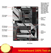 100 Tested For Asrock W480 Creator Motherboard Supports 128gb Ddr4 Lga1200