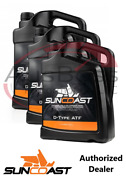 Suncoast Full Synthetic D-type Automatic Transmission Fluid Diesel / Gas Atf