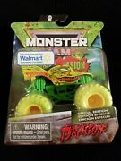 New 2020 Spinmaster Monster Jam Special Edition Zombie Invasion Dragon 6058294