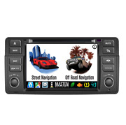 Android Gps Bluetooth Car Player Off Road Navigation Radio Stereo Dvd For Bmw