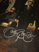 Signed Bon Jovi 13x19 Poster Lithograph Litho Picture Photo Proof Coa Sold Out