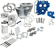 Power Package 100 Chain Drive Cam Silver - Harley Davidson Abs Glide Dyna St...