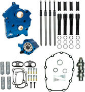 Cam Chest Kit 475c Water Cooled Black - Harley Davidson Abs Ultra Glide Limit...