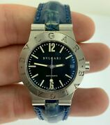 Bvlgari Diagono Sports Lc 29 S Automatic St Steel 29mm Lady's Watchitaly