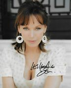 Lesley-anne Down Original In Person Autographed 8x10 Photo 2 - North And South