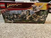 Brand New Lego 7623 Indiana Jones Temple Escape Sealed In Box-nos-2008