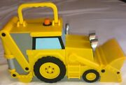 2006 Learning Curve Bob The Builder Tractor Case For Vehicles